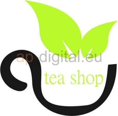 Изработка на лого за магазин за чай