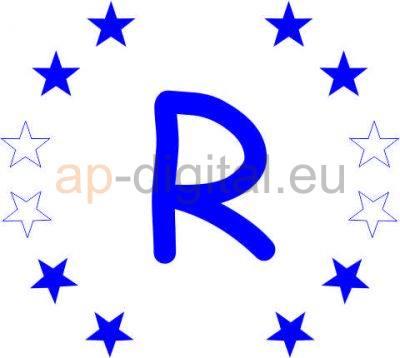 Изработка на лого Звезди - AP Digital