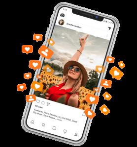 Увеличение на Instagram последователите