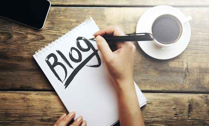 изработка на личен блог